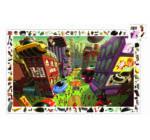 Djeco Jövőbeli város puzzle