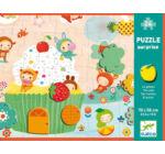 Puzzle surprise - The Cake - 24 db-os kirakó