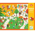 Flocky puzzle - Square - 24 db-os kirakó