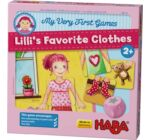 Lilli kedvenc ruhái - Lilli's Favorite Clothes - Legelső játékom