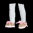 Glitter Girl, Leggings és cipő - Starry Sneakers