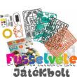 KODO ROBOT - kódolós robotépítő (BUKI, Tudományos játék, 8-99 év)