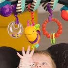 B.Toys Interaktív foglalkoztató babakocsira, babahordozóra (0-2 év)