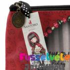 Santoro Gorjuss Kozmetikai táska, Little Red Riding
