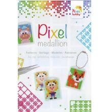Pixelhobby Kulcstartó mintafüzet