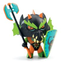 Arty Toys lovag, Drack Knight (Djeco, 6712, játékfigura, 3-10 év)