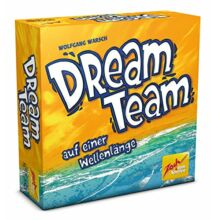 Dream Team (Zoch, német nyelvű, kooperációs, szókincsfejlesztő csapatjáték, 12-99 év)