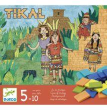 Tikal (Djeco, 8400, logikai társasjáték, 5-10 év)