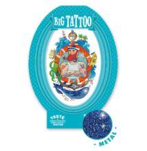 Tetoválás, Tengerész (Djeco, 9607, kreatív játék, 3-10 év)