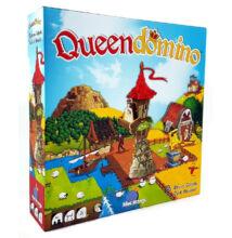Queendomino (Stratégiai társasjáték, 8-99 év)