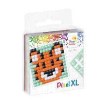 Pixel XL szett - Tigris ( 1 kis alaplap,4 szín)