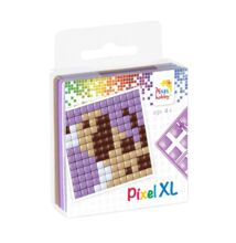 Pixel XL szett - Kutya ( 1 kis alaplap,4 szín)