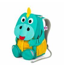 Ovis ergonomikus hátizsák, Dínó (Affenzahn, újrahasznosított, 3-6 év)