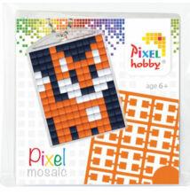 Pixelhobby Kulcstartó szett - róka