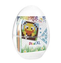 Húsvéti tojás, Kacsa és Csibe (Pixelhobby XL képek, 2 db, 4-7 év)