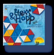 Hexx & Hopp - A világ legpörgősebb lerakósa