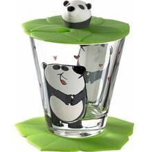 Gyerek pohár készlet 3 részes, Panda (Leonardo, 3 éves kortól)