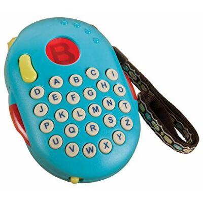 B.TOYS  Alphaberry betűtanító telefon (angol) 1-3 év