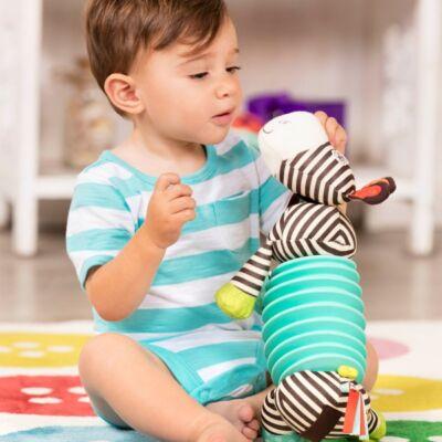 B.TOYS Zebra harmonika bébijáték