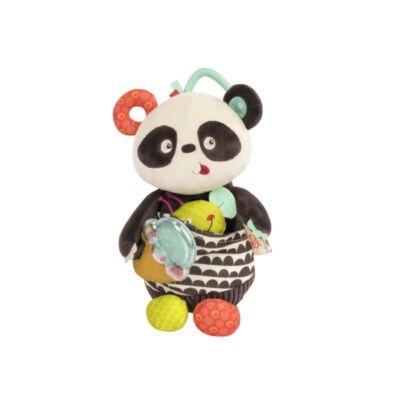 B.TOYS Party Panda foglalkoztató plüss (0-3 év)