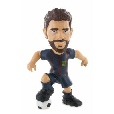 FC Barcelona Pique figura (Comansi, ajándéktárgy, 3-10 év)