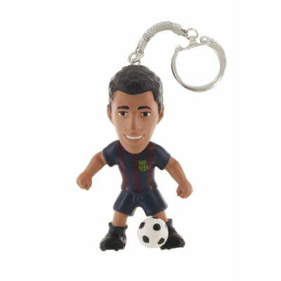 FC Barcelona Suarez kulcstartó (Comansi, ajándéktárgy, 3-10 év)