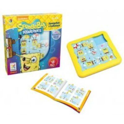 Spongyabob (Smart Games, logikai játék, 6-99 év)