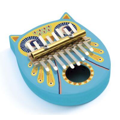 Kalimba (Djeco, 6019, népi hangszer, 3-8 év)