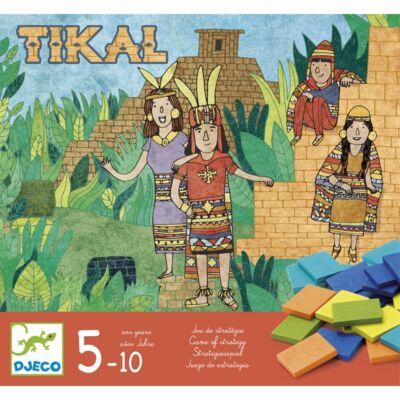 Tulum (Djeco, 8400, logikai társasjáték, 5-10 év)