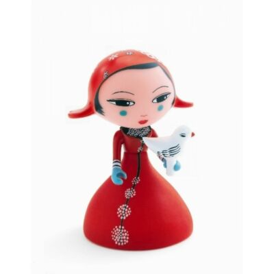 Arty Toys hercegnő, Miya (Djeco, 6753, játékfigura, 3-10 év)