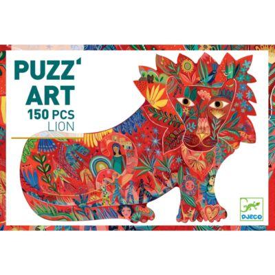Művész puzzle,  (Djeco, 7654, 150 db-os puzzle, 6-12 év)