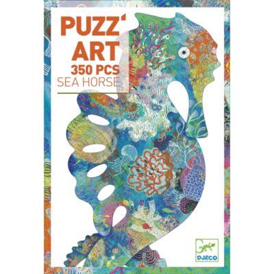 Művész puzzle, See Horse (Djeco, 7653, 350 db-os puzzle, 6-12 év)