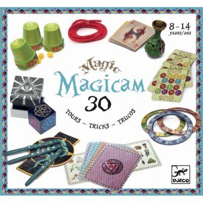 Bűvésztrükk, Magicam, Mágikus doboz (Djeco, 9966, mágikus játék, 8-14 év)