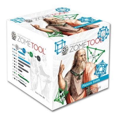 Zometool, Platóni Testek (Tudományos építőjáték, 10-99 év)