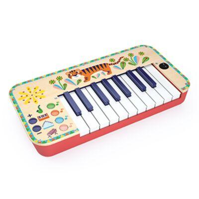 Szintetizátor (Djeco, 6023, hangszer, 3-6 év)