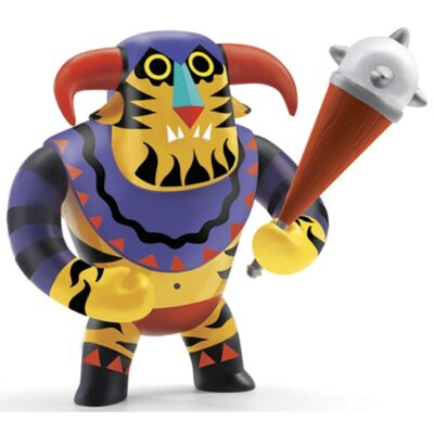 Arty Toys viking harcos, Brutus (Djeco, 6728, játékfigura, 3-10 év)