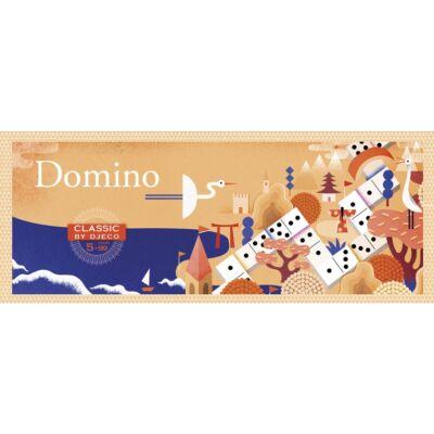 Domino (Djeco, 5229, társasjáték, 5-99 év)