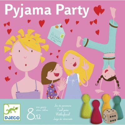 Pyjama party (Djeco, 8448, parti társasjáték, 8-12 év)