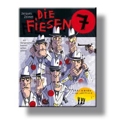 Aljas Hetes (Drei Hasen, pörgős gyorsasági megfigyelős parti kártyajáték, 8-99 év)