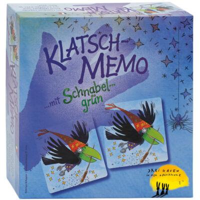Memo Csatt (Klatsch-Memo)