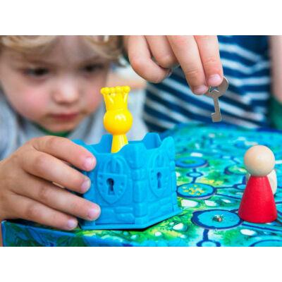 """Az elvarázsolt torony, , """"Év gyerekjátéka"""" nyertes, varázslatos társasjáték"""