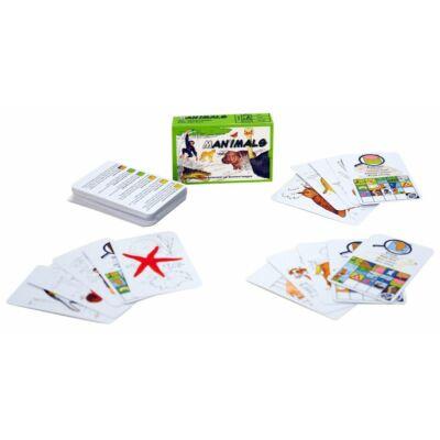 Állatsereg, Manymals (Adlung, memória kártyajáték, 4-12 év)