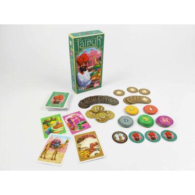 Jaipur (kétszemélyes stratégiai játék, 12-99 év)