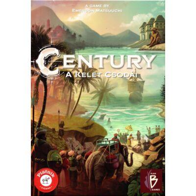 Century - A Kelet Csodái (családi stratégiai társasjáték, Piatnik)