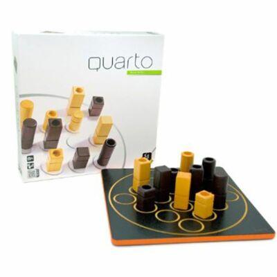 Quarto Classic (Gigamic, kétszemélyes stratégiai játék fából, 8-99 év)