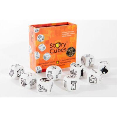 Sztorikocka- Story cubes, szókincsfejlesztő partijáték