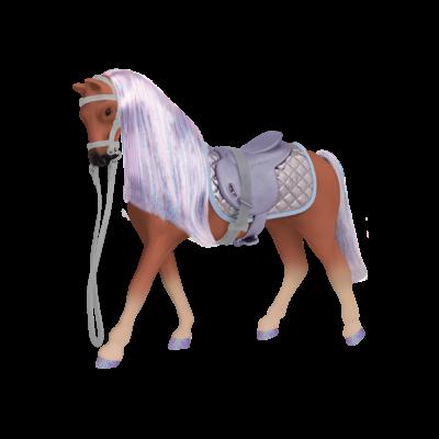 Glitter Girl, Celestial fésülhető ló