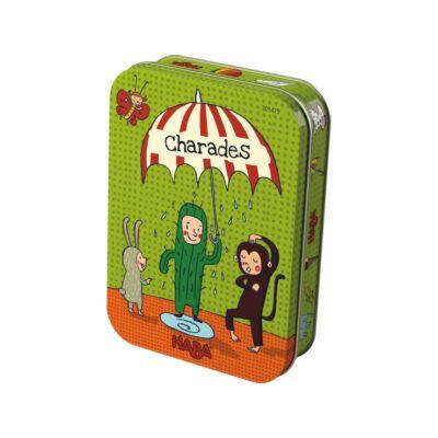 Pantomime, Activity kártyajáték gyerekeknek (Haba, 4 éves kortól)