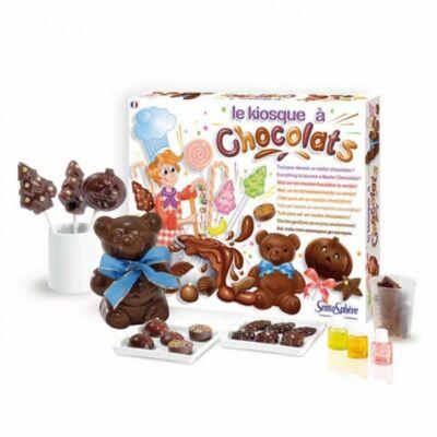 Csokoládé készítő készlet (Sentosphere, kreatív játék, 7-16 év)