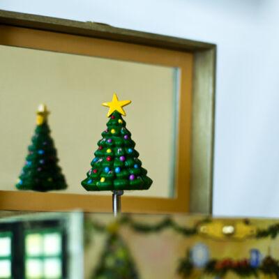 Zenélő ékszerdoboz, Karácsonyi (Musicbox, zenedoboz, 3-99 év)